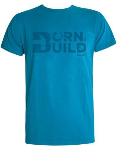 T-Shirt Petroleum Blue